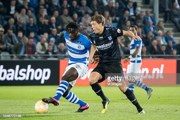 Myenty Abena Of De Graafschap, Sam Lammers Of Sc
