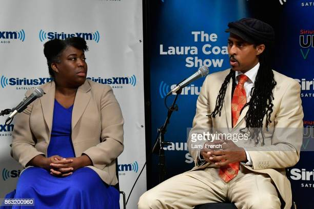 Myesha Braden Director for the Criminal Justice Project at the LawyerÕs Committee for Civil Rights Under Law and Mustafa Santiago Ali Senior Vice...