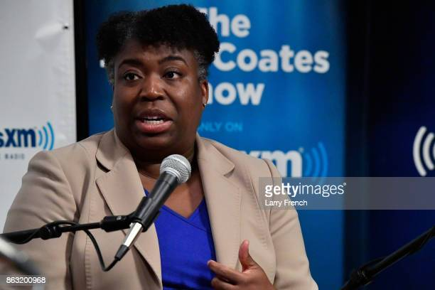 Myesha Braden Director for the Criminal Justice Project at the Lawyer's Committee for Civil Rights Under Law appears on SiriusXM's Urban View...