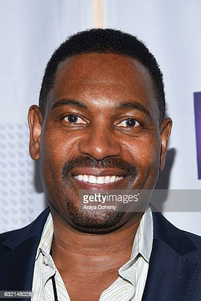 Mykelti Williamson arrives at the 2017 Annual Artios Awards at The Beverly Hilton Hotel on January 19, 2017 in Beverly Hills, California.