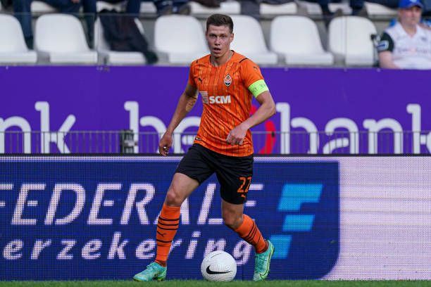 BEL: KRC Genk v Shakhtar Donetsk - UEFA Champions League: Third Qualifying Round Leg One