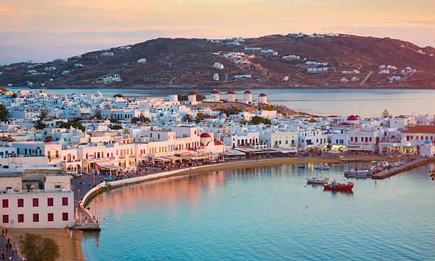 Mikonos, Greece Mikonos, Greece