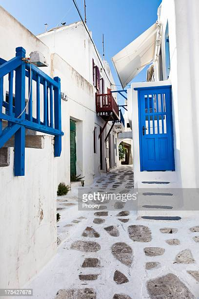 Mykonos, Picturesque Street