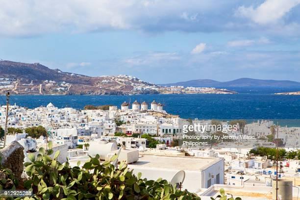 Mykonos Town, Mykonos, Greece
