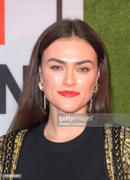Myla Dalbesio attends the 2019 Sports Illustrated Sportsperson Of The Year at The Ziegfeld Ballroom on December 09 2019 in New York City
