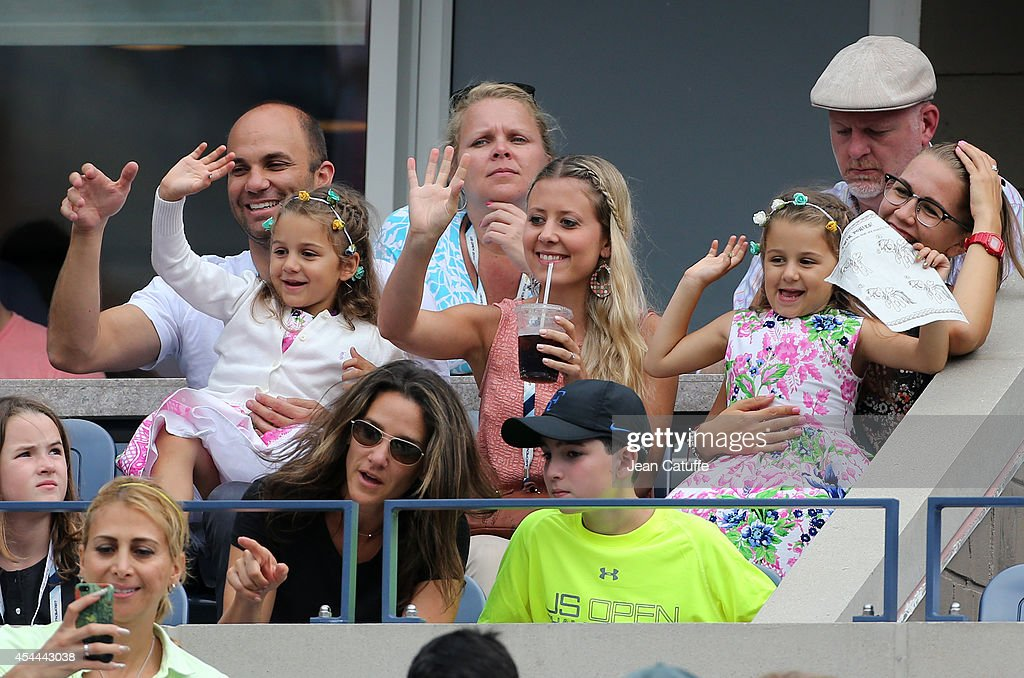2014 US Open Celebrity Sightings - Day 7