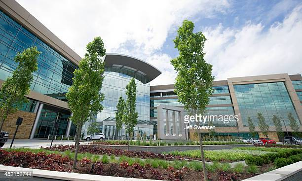 Mylan Headquarters Stands July 14 2014 In Canonsburg Pennsylvania The Generic Drugmaker Is Buying Abbott