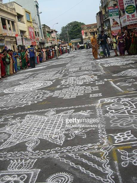 Mylapore Festival is an annual feature conducted during the month of January at Mylapore During the festival the highlight is the Kolam Competition...