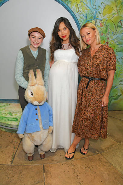 "GBR: ""Where Is Peter Rabbit?"" - Press Day - VIP Arrivals"