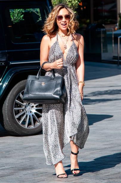 GBR: London Celebrity Sightings - August 7, 2020