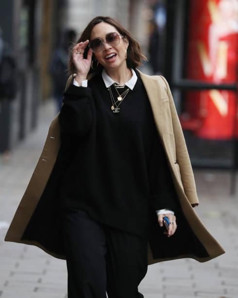 GBR: London Celebrity Sightings - December 4, 2020