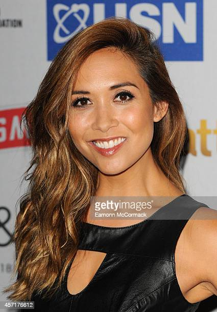 Myleene Klass attends the Attitude Awards at Banqueting House on October 13 2014 in London England