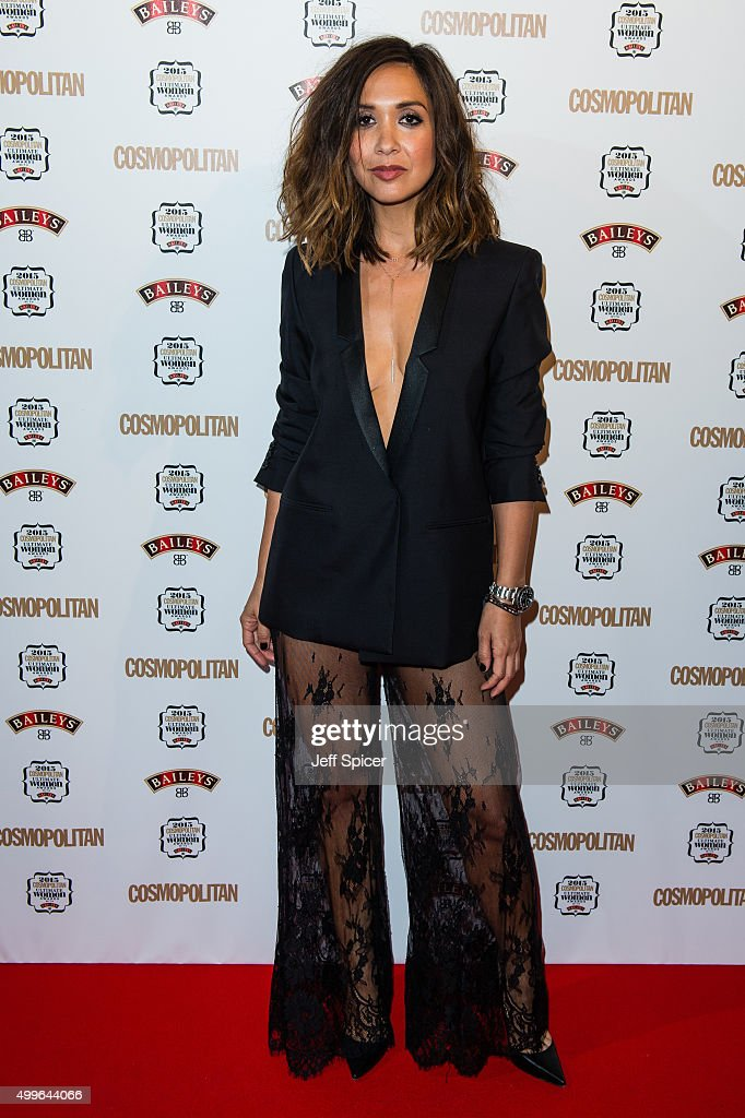 Cosmopolitan Ultimate Women Of The Year Awards : News Photo