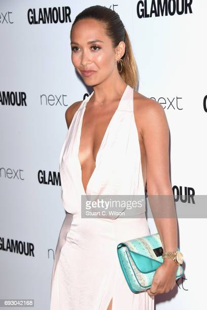 Myleene Klass attends the Glamour Women of The Year awards 2017 at Berkeley Square Gardens on June 6 2017 in London England