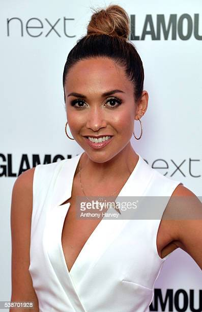 Myleene Klass attends the Glamour Women Of The Year Awards at Berkeley Square Gardens on June 7 2016 in London England