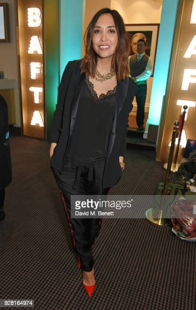 Myleene Klass attends the launch of InterTalent Rights Group at BAFTA on March 6 2018 in London England