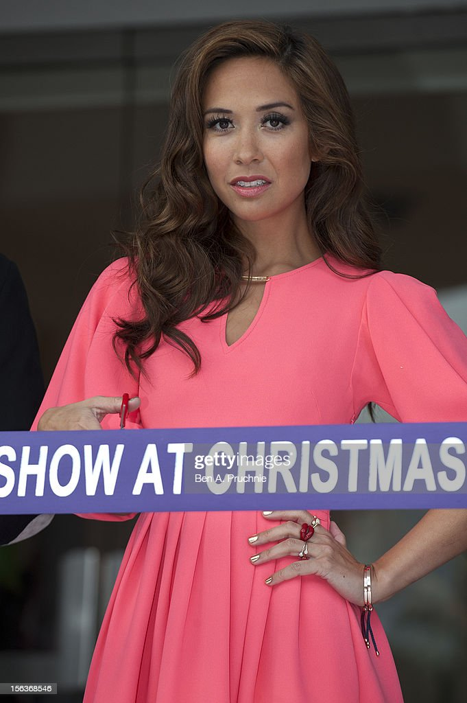 Ideal Home Show At Christmas - Launch Photocall : Nachrichtenfoto