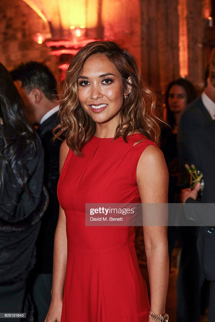 Myleene Klass attends the Save The Children Winter Gala at The Guildhall on November 22, 2016 in London, England.