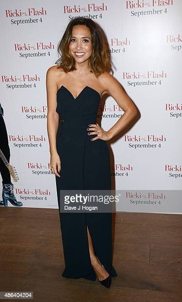 Myleene Klass attends the Screening Gala of 'Ricki and The Flash' at Ham Yard Hotel on September 3 2015 in London England