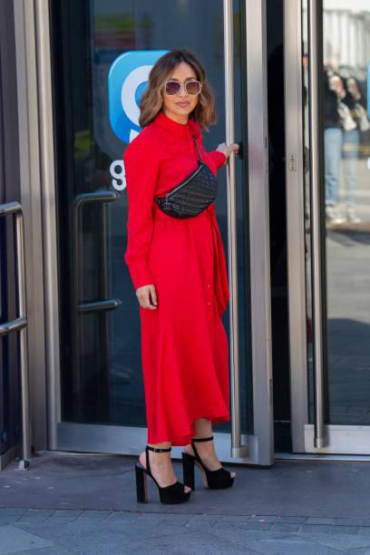 GBR: London Celebrity Sightings - April 15, 2021