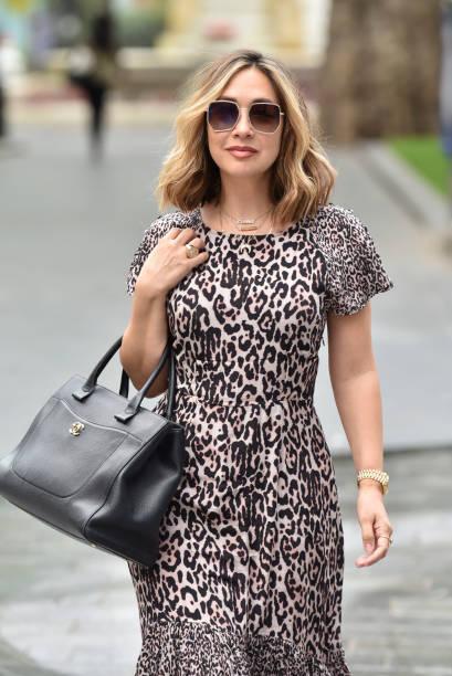 GBR: London Celebrity Sightings - July 15, 2020