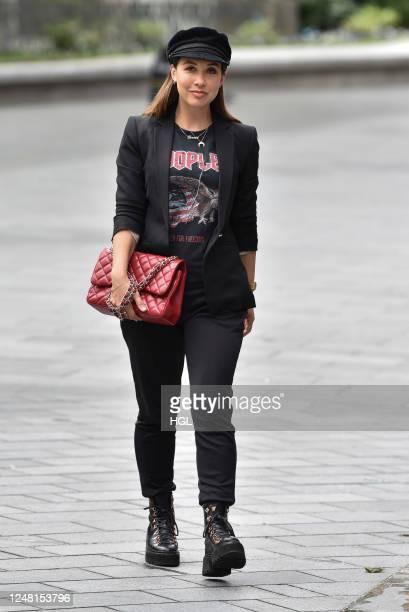 Myleene Klass sighting on June 08 2020 in London England