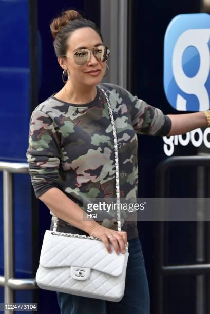 Myleene Klass sighting on May 14 2020 in London England