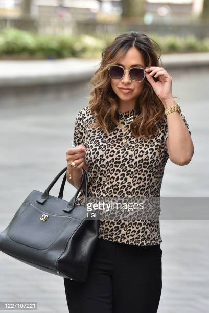 Myleene Klass sighting on May 26 2020 in London England