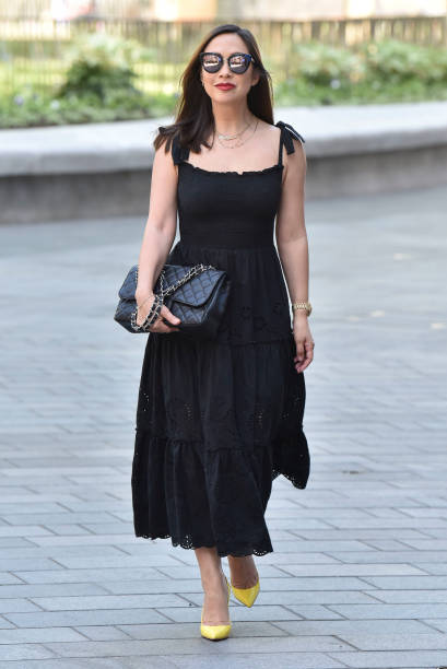 GBR: London Celebrity Sightings -  May 28, 2020