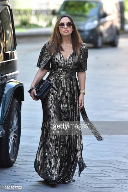 Myleene Klass sighting on May 29 2020 in London England