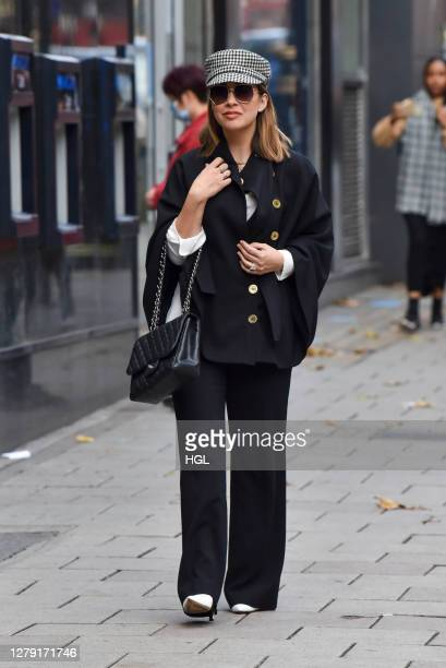 Myleene Klass sighting on October 08 2020 in London England