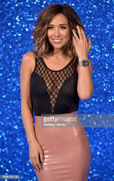 Myleene Klassattends a London Fan Screening of the Paramount Pictures film Zoolander No 2 at Empire Leicester Square on February 4 2016 in London...