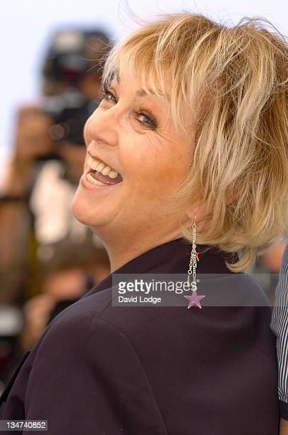 "Mylene Demongeot during 2006 Cannes Film Festival - ""La Californie"" Photocall at Palais des Festival Terrace in Cannes, France."