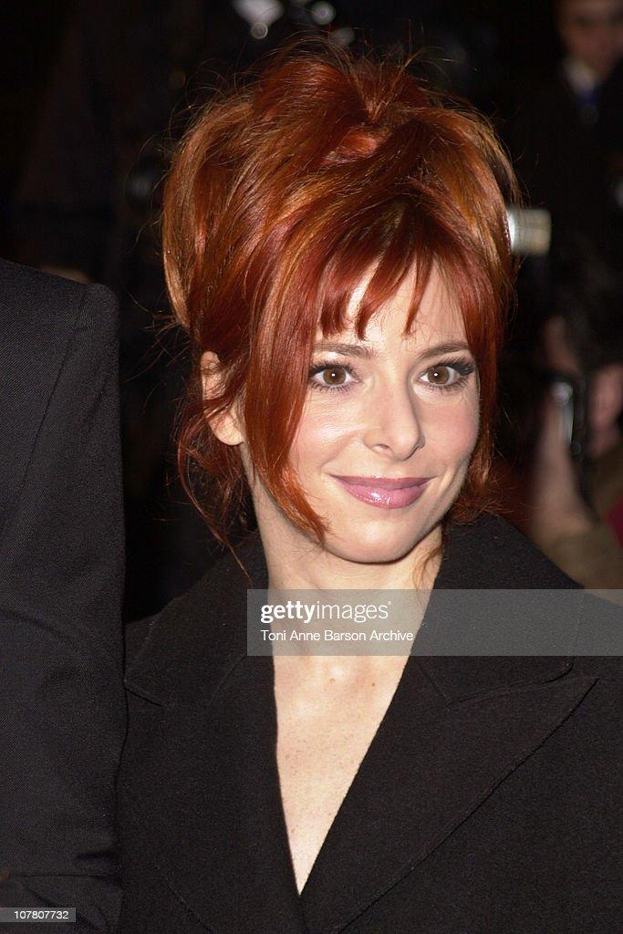 NRJ Music Awards 2002 - Arrivals : News Photo
