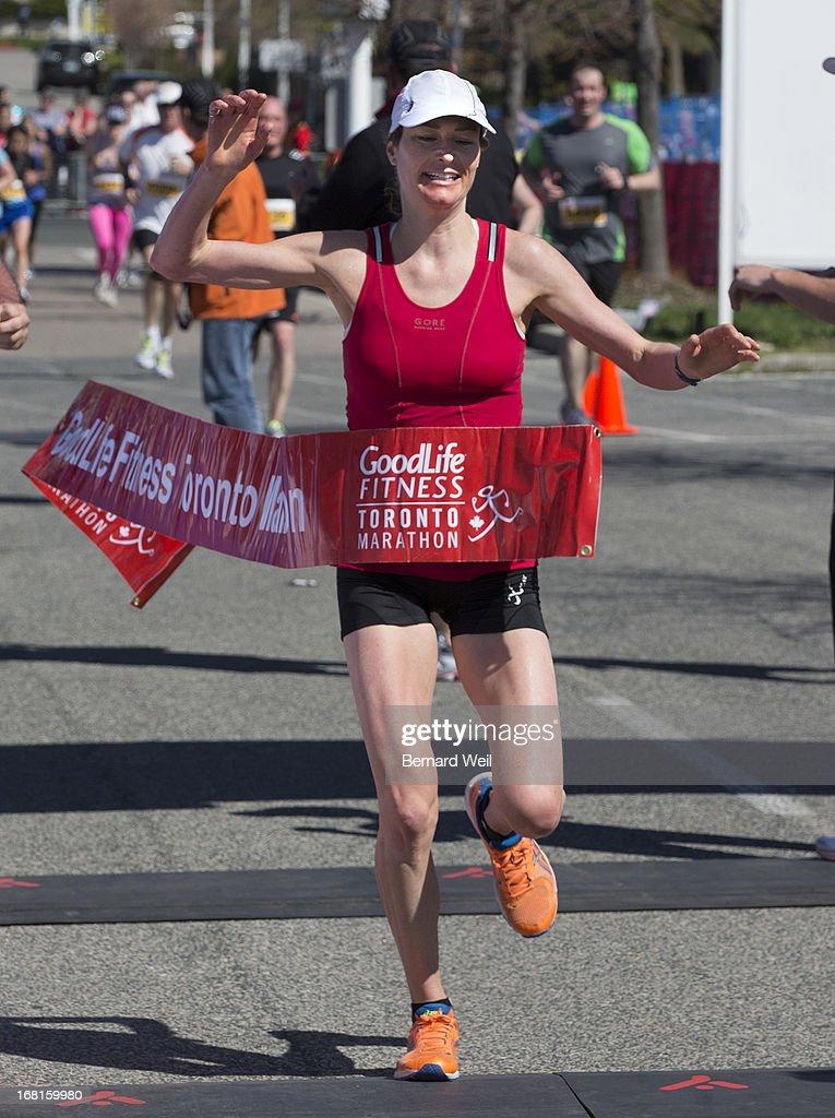 CAN: Toronto Marathon