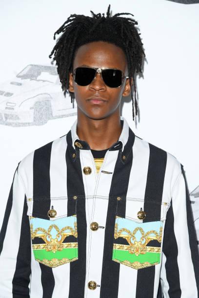 ITA: Versace - Front Row - Milan Men's Fashion Week Spring/Summer 2020