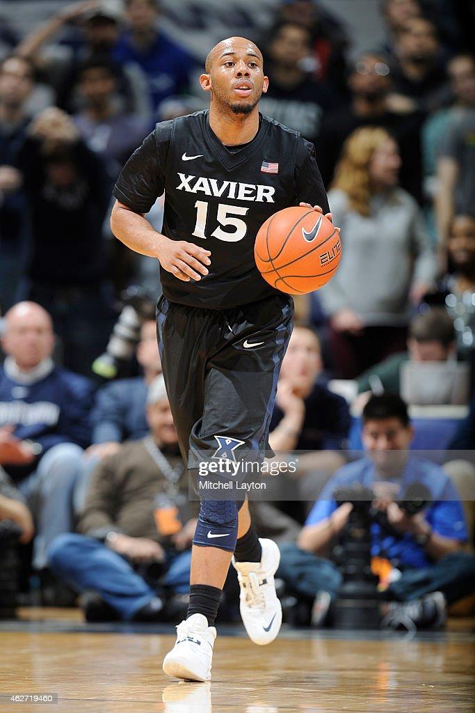 Xavier v Georgetown : News Photo