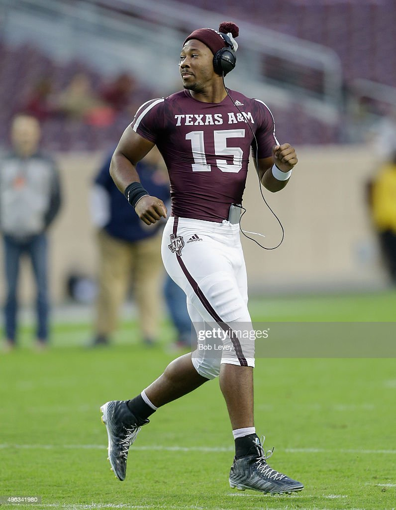 Auburn v Texas A&M