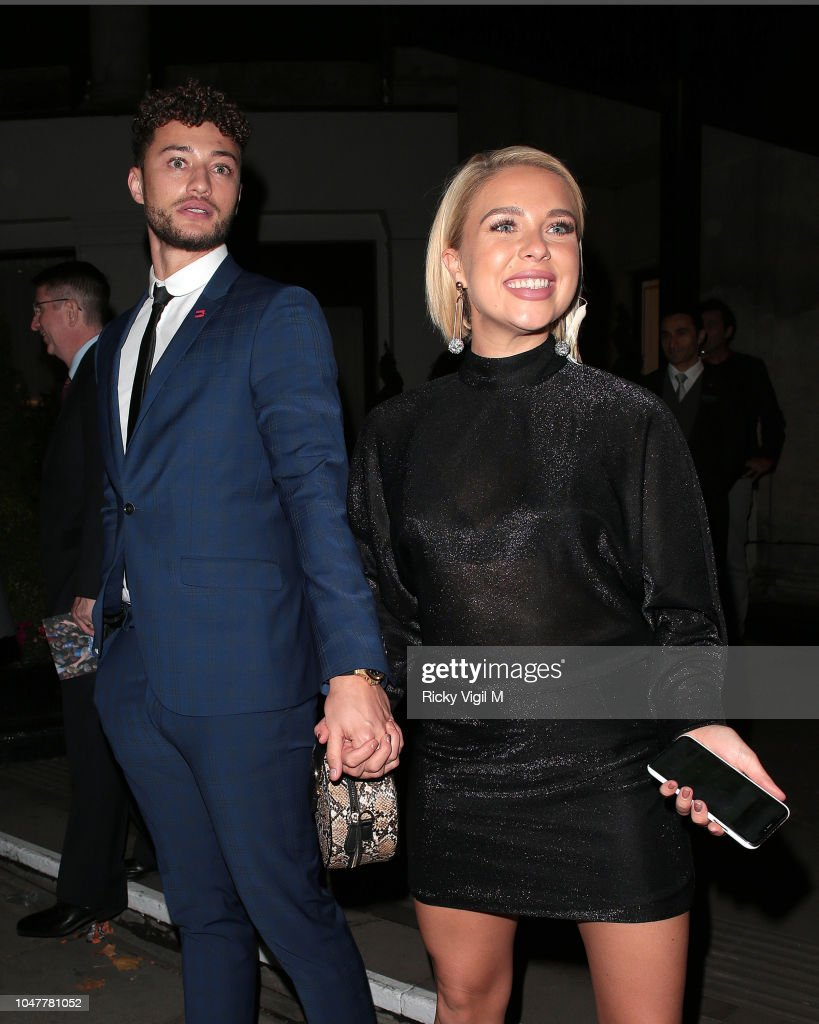 London Celebrity Sightings -  October 8, 2018 : News Photo