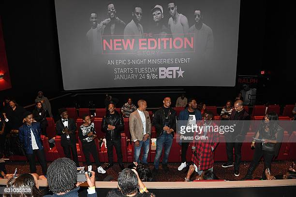 Myles Truitt Tyler Williams Jahi Di'Allo Winston Algee Smith Ronnie Devoe Elijah Kelley Woody McClain Keith Powers Jesse Collins and Ramona Debreaux...
