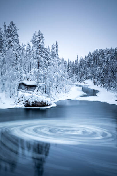Myllykoski Winter View