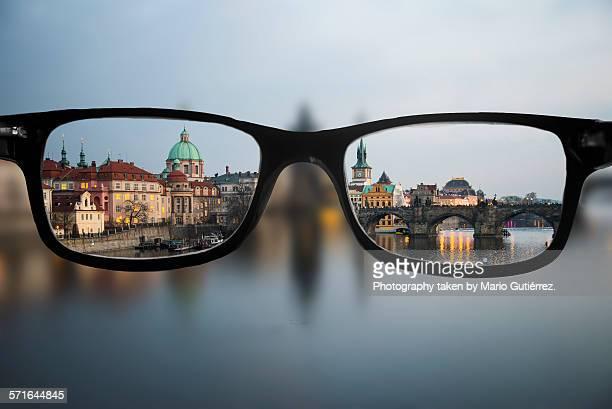 Myopia in Prague