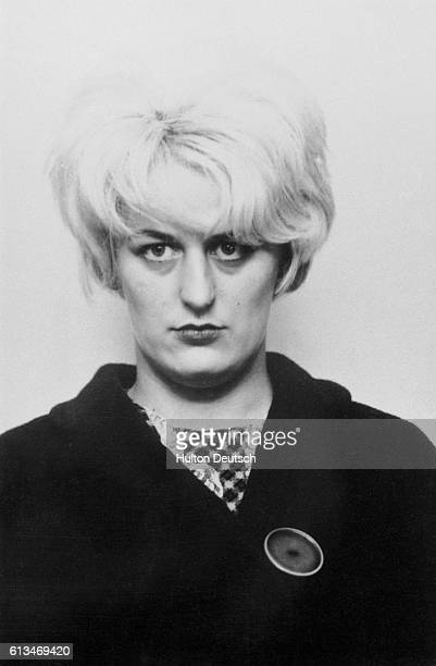 Myra Hindley, the Moors Murderer.