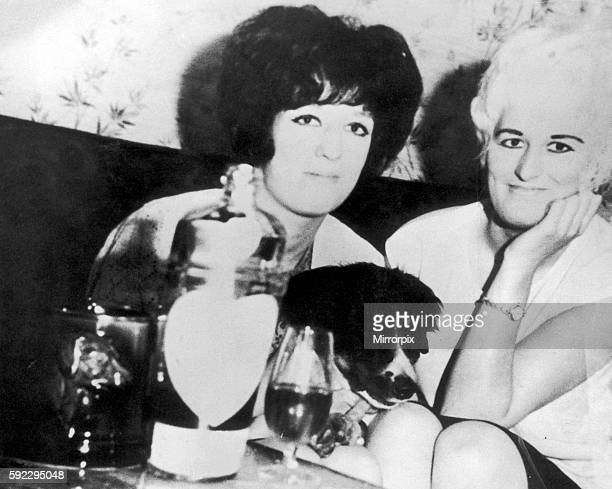 Myra Hindley with her sister Maureen Circa 1962 The Moors murders were carried out by Ian Brady and Myra Hindley between July 1963 and October 1965...