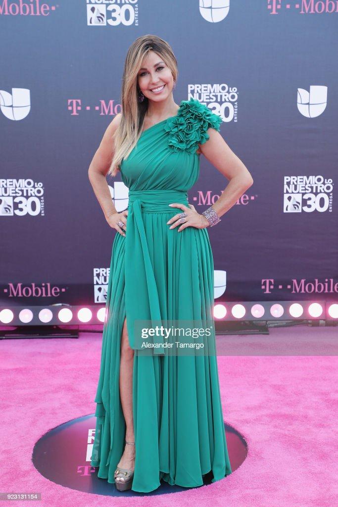 """Univision's 30th Edition Of """"Premio Lo Nuestro A La Musica Latina"""" - Arrivals"""