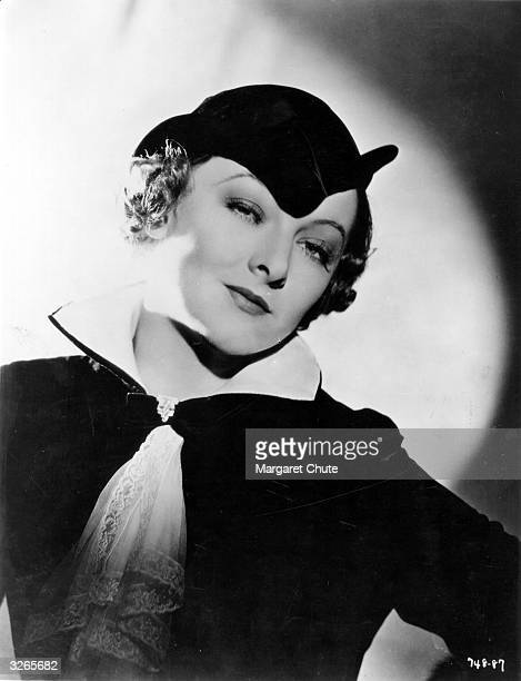 Myrna Loy the stage name of Myrna Williams the American leading lady as she appears in 'Stamboul Quest'