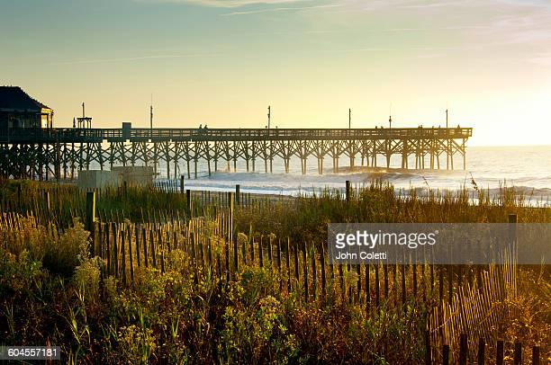 myrtle beach, south carolina - template_talk:grand_strand stock pictures, royalty-free photos & images