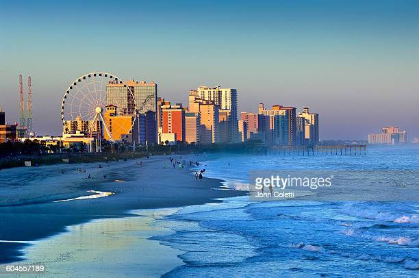myrtle beach, south carolina - template_talk:south_carolina stock pictures, royalty-free photos & images