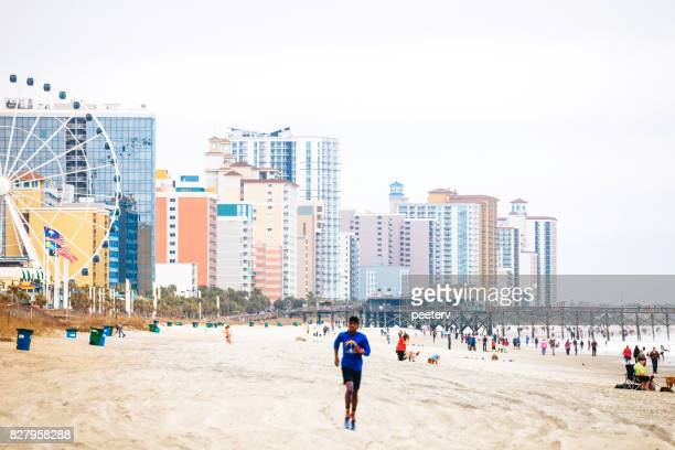 myrtle beach, south carolina - file:myrtle_beach,_south_carolina.jpg stock pictures, royalty-free photos & images
