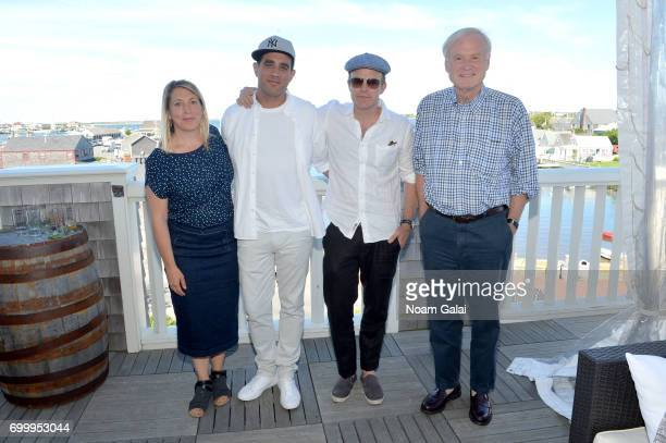 Mystelle BrabbŽe Bobby Cannavale Tom McCarthy and Chris Matthews attend In Their ShoesTom McCarthy Bobby Cannavale during 2017 Nantucket Film...